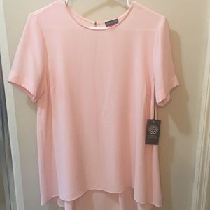 NWT Vince Camuto Sport Chic Blouse
